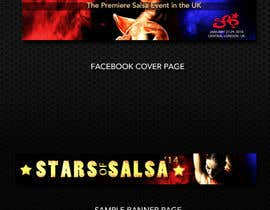 #30 untuk Stars Of Salsa '14 - The UK Latin Dance Festival oleh jatacs