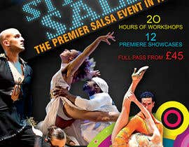 #18 para Stars Of Salsa '14 - The UK Latin Dance Festival por Artistikkk