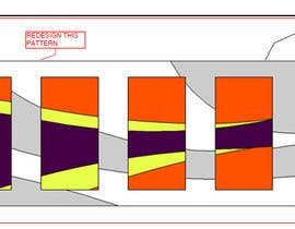 #14 para Design a new wall panel (2D) for commercial warehouses por JeromeYambao