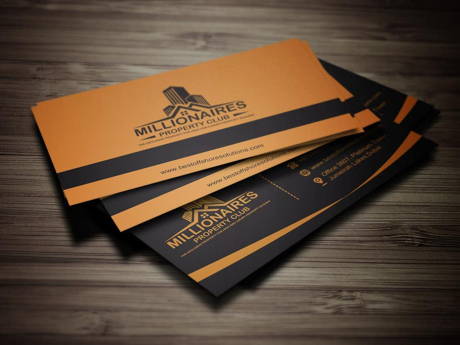 Entry #24 by smmahin for Design some Business Cards for my real ...