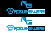Graphic Design Kilpailutyö #39 kilpailuun Design a Logo for rogue-Gamers