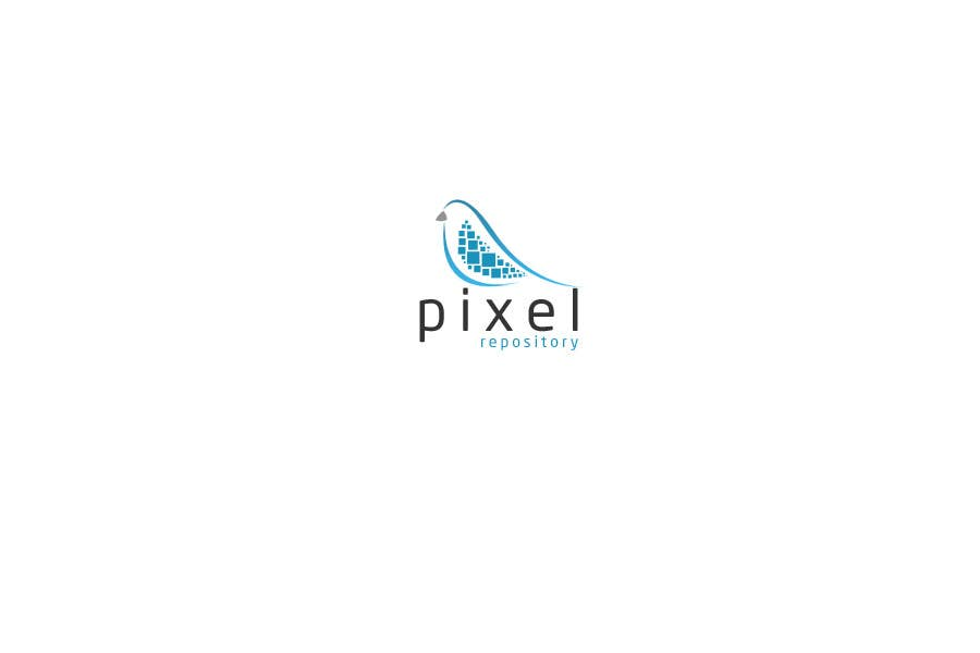 "Proposition n°47 du concours Logo for New Website ""Pixel Repository"""