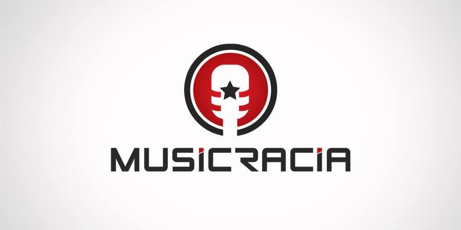 Kilpailutyö #                                        63                                      kilpailussa                                         Design a Logo for Musicracia