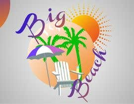 #75 for Tshirt design for Big Beach by zackushka