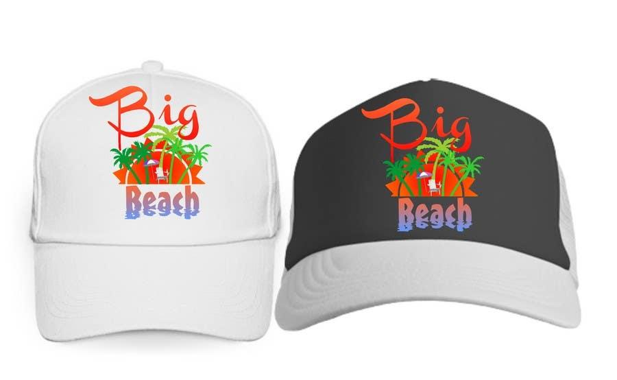 Contest Entry #26 for Baseball Cap Design for Big Beach