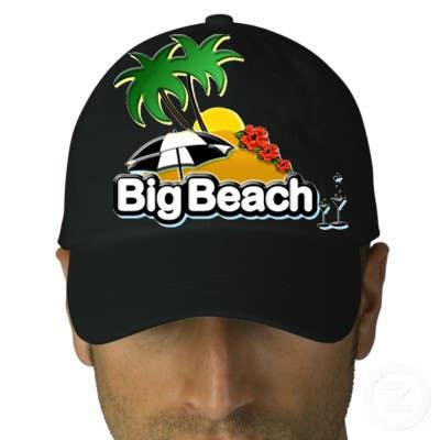 Contest Entry #20 for Baseball Cap Design for Big Beach