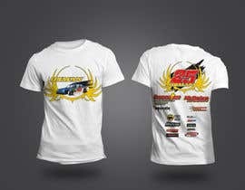 nº 15 pour Design a T-Shirt for Osman Racing par seteki