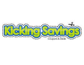 #249 para Logo Design for Kicking Savings por Krishley