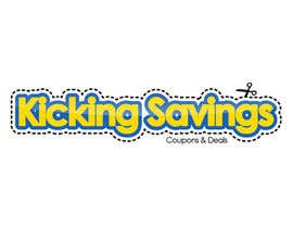 #248 para Logo Design for Kicking Savings por Krishley