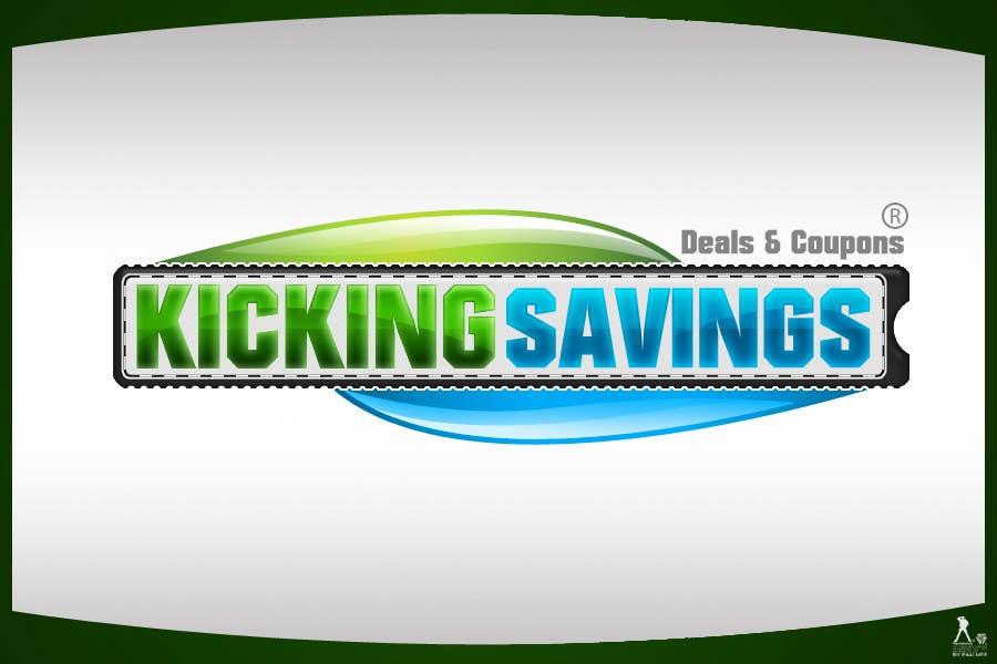 Contest Entry #294 for Logo Design for Kicking Savings
