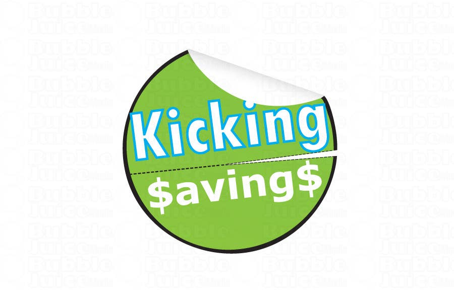 Contest Entry #178 for Logo Design for Kicking Savings