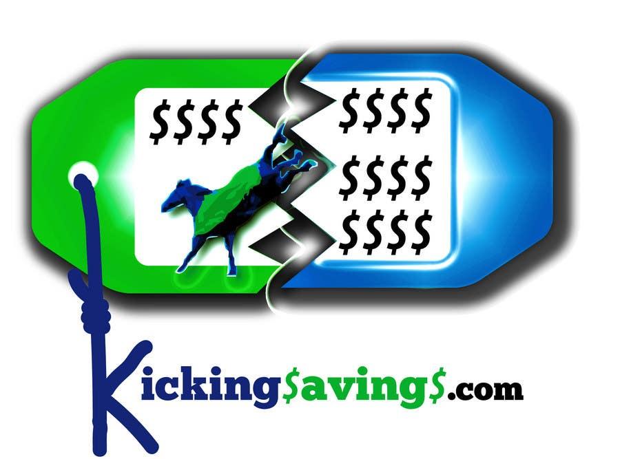 Contest Entry #176 for Logo Design for Kicking Savings