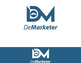 "arteastik tarafından Design a Logo for ""DeMarketer"" - for the defense marketing expert için no 168"