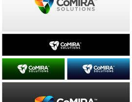 #197 para Logo Design for CoMira Solutions por maidenbrands