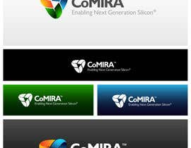 #200 para Logo Design for CoMira Solutions por maidenbrands