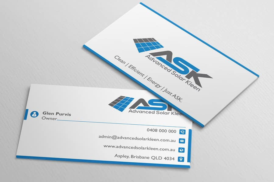 Entry #4 by atuljparmar for Design some business cards and letter ...