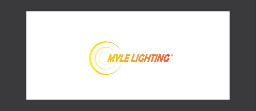 Inscrição nº 10 do Concurso para Design a Logo for myle lighting