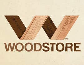 #86 para Design a logo for a WOODSTORE por ramb74