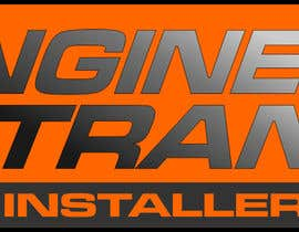 #83 para Design a Logo for Engine & Transmission Installers por adeelsb
