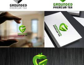#25 for Design a Logo for grounded premium tea by MagicalDesigner