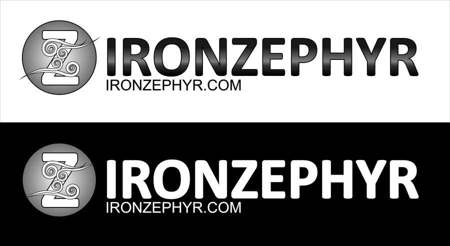 Proposition n°43 du concours Design a Logo for IronZephyr.com