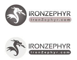 #62 para Design a Logo for IronZephyr.com por developingtech