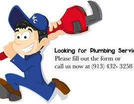 #29 for Illustrate Something for KC Plumber Pro by brandonLee24