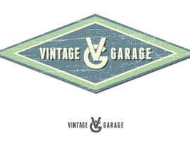 nº 90 pour Design a Logo for Vintage Garage par GlenTimms