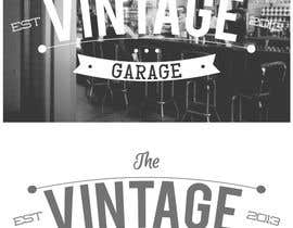 #63 for Design a Logo for Vintage Garage by rssl