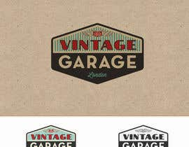 #38 for Design a Logo for Vintage Garage by lorenzaancilli