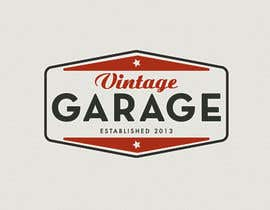 #85 for Design a Logo for Vintage Garage by lorenzaancilli