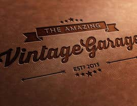 #59 for Design a Logo for Vintage Garage by kosmarberlin