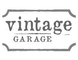 #50 for Design a Logo for Vintage Garage by SidFromToronto