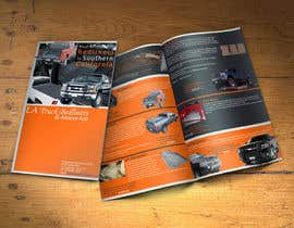 #1 for Design a Brochure for LA Truck Bedliners by inangmesraent
