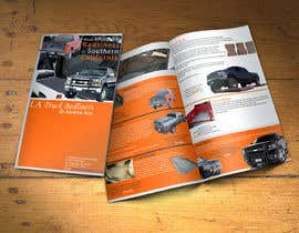 #4 for Design a Brochure for LA Truck Bedliners by inangmesraent