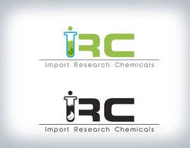 #171 untuk Logo Design for Import Research Chemicals oleh Clarify