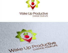 #20 para Design eines Logos for Website wake-up-productive.de por sbelogd