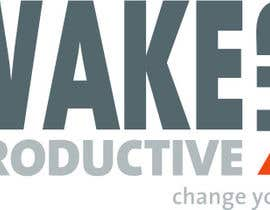 #10 untuk Design eines Logos for Website wake-up-productive.de oleh markezz