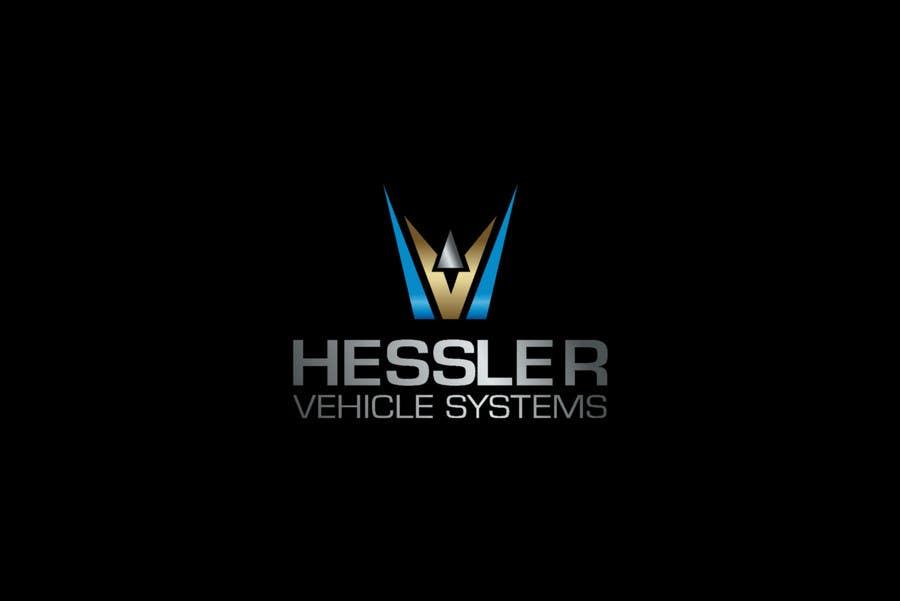 Inscrição nº 382 do Concurso para Logo Design for Hessler Vehicle Systems