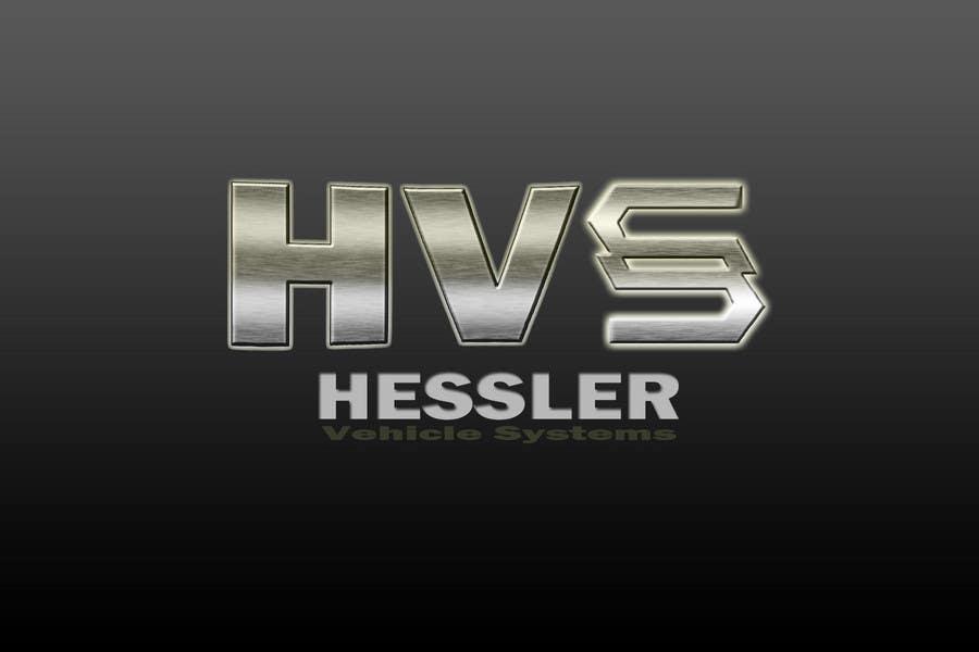 Penyertaan Peraduan #255 untuk Logo Design for Hessler Vehicle Systems