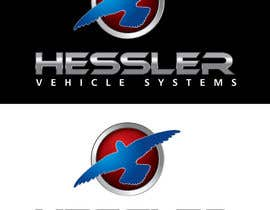 #180 para Logo Design for Hessler Vehicle Systems por Dharma1987