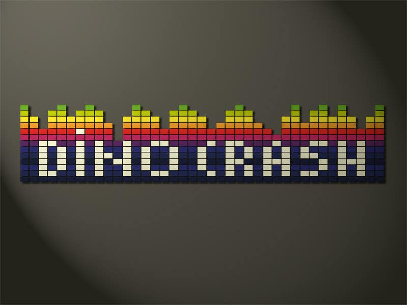 Proposition n°45 du concours Logo for Dino Crash (DJ)