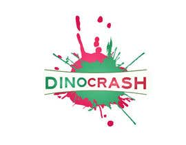 nº 23 pour Logo for Dino Crash (DJ) par noviflvy
