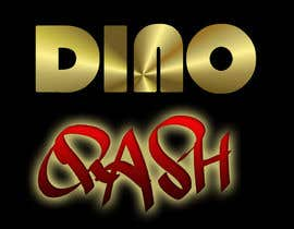 nº 86 pour Logo for Dino Crash (DJ) par martiald