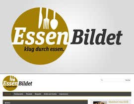 #6 para Design eines Logos for website www.essenbildet.de por samazran