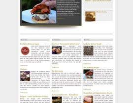 #4 untuk Design eines Logos for website www.essenbildet.de oleh xXTheReaper200Xx