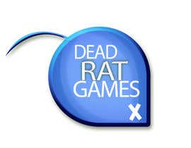 #266 for Design a Logo for DeadRatGames by hamzache
