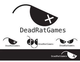 nº 277 pour Design a Logo for DeadRatGames par r063rabad