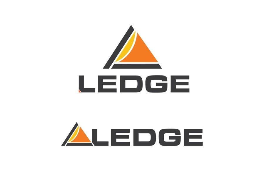 Kilpailutyö #82 kilpailussa Design a Logo for Ledge Sports
