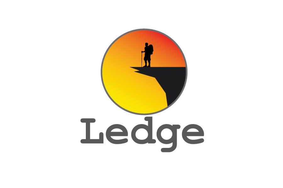 Kilpailutyö #46 kilpailussa Design a Logo for Ledge Sports